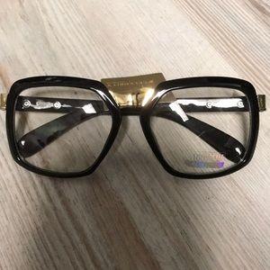 Oversized Nerd Glasses